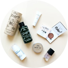 Naturkosmetik Box - Vegan Beauty Basket November 2016