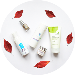 Vegan Beauty Basket Oktober