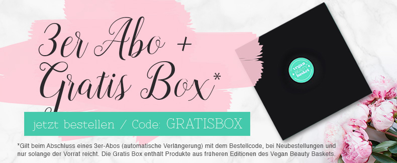 Vegan Beauty Box September Bestellen