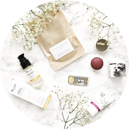 Naturkosmetik Box - Vegan Beauty Basket Januar 2018