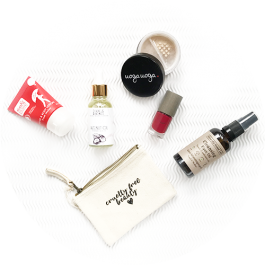Naturkosmetik Box - Vegan Beauty Basket Januar 2020