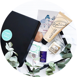 Naturkosmetik Box - Vegan Beauty Basket März 2020