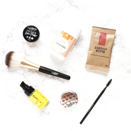 Naturkosmetik Box - Vegan Beauty Basket Mai 2017