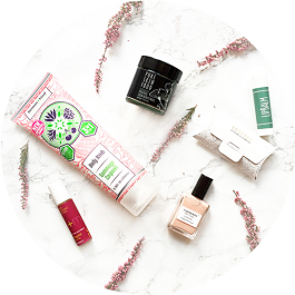 Naturkosmetik Box - Vegan Beauty Basket September 2017