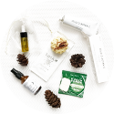 Naturkosmetik Box - Vegan Beauty Basket Weihnachtsbox 2018