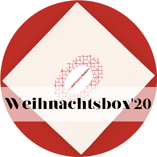 Vegan Beauty Box Weihnachten 2020
