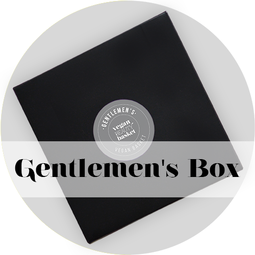vegan beauty box gentlemen's basket