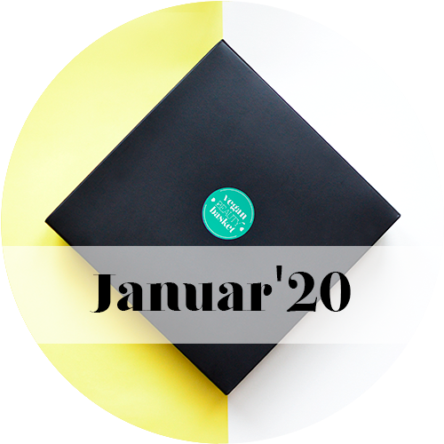 Vegan Beauty Box Januar 2020