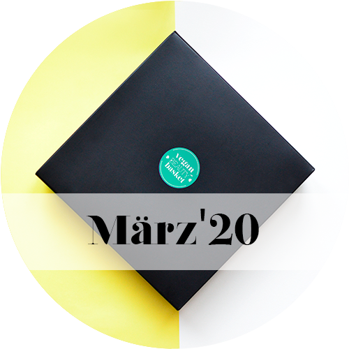 Vegan Beauty Box Maerz 2020