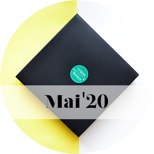 Vegan Beauty Box Mai 2020