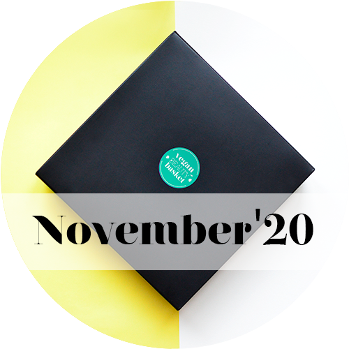 Vegan Beauty Box November 2020